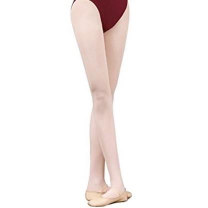 Collant calze per ballo e danza in nylon