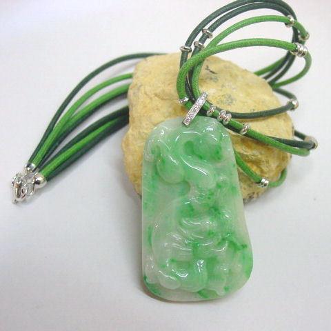Ciondolo giadeite