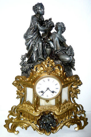 Parigina orologio da tavolo