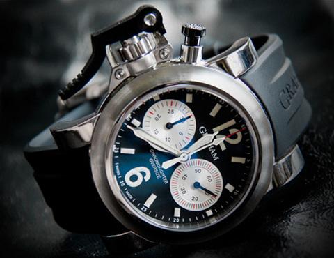 Graham chronofighter oversize