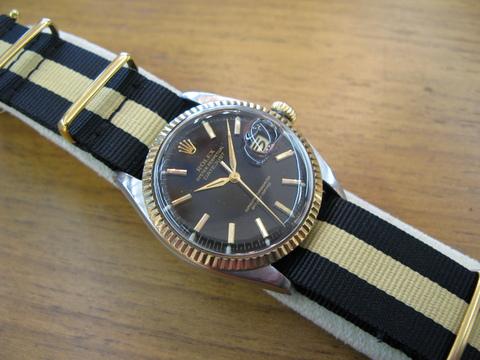 Rolex Datejust Vintage Ref. 1601