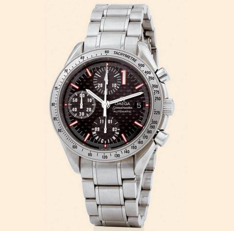 Speedmaster racing michael schumacher omega
