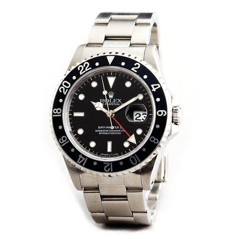 Rolex gmt 2 ref.16710