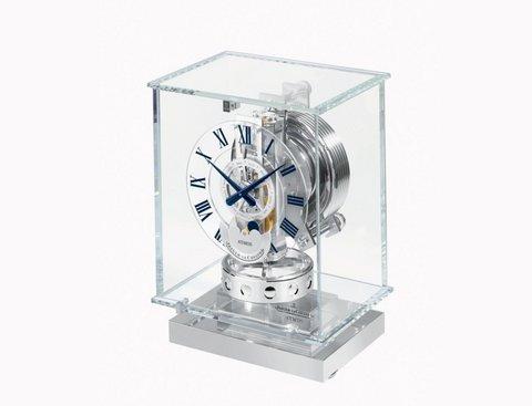Jaeger lecoultre atmos classique 3000 moonphase glass clock