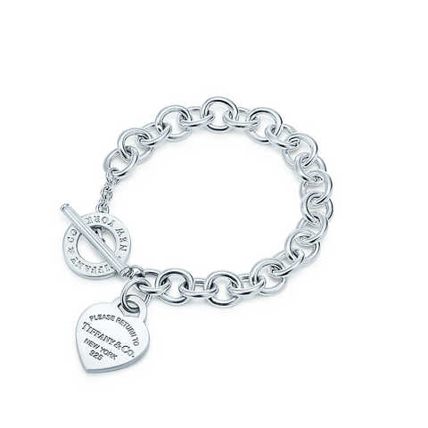 Bracciale tiffany & co in argento 925