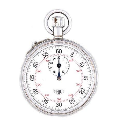 Heuer - leonidas cronometro split stop