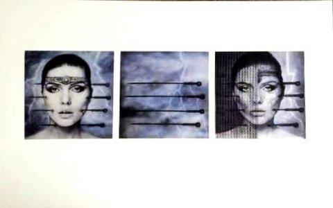 H.r. giger, cover per album per debbie harry