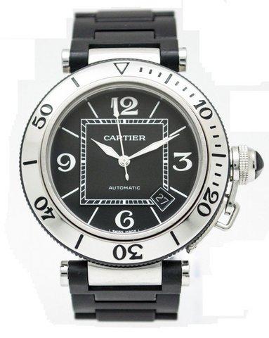 Cartier pasha seatimer ref. 2709,