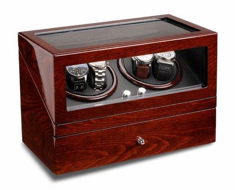Watch winder scatola del tempo rotori ricarica orologi