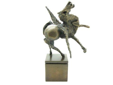 Nag arnoldi cavallo alato scultura lugano vendo arnoldi