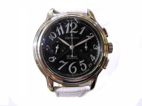 Zenith chronomaster star el primero vendita lugano zenith