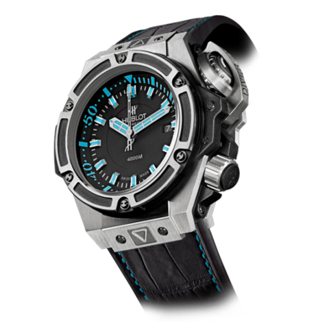 Hublot Oceanographic 4000 Caribbean Aruba Limited 15 Pezzi