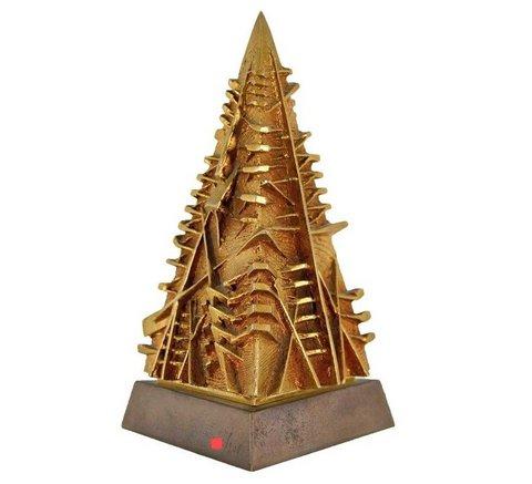 """Arnaldo Pomodoro """" Piramide """" Vendo A Lugano"""