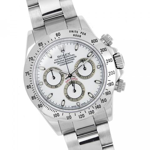 "Rolex Lugano "" Cosmograph Daytona "" Ref. 116520 Second Hand"