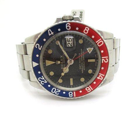 "Rolex "" Gmt - Master "" Ref. 1675 Del 1966"