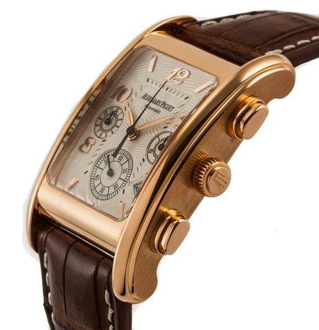Audemars Piguet Ap Edward Piguet Chronograph Oro Rosa