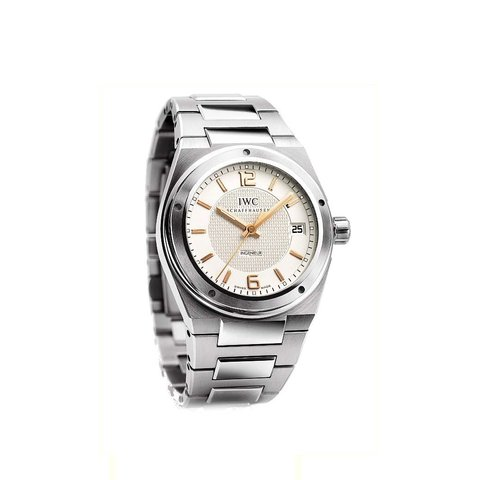"Iwc  "" Ingenieur "" Ref.3228 Come Nuovo Box & Papers"