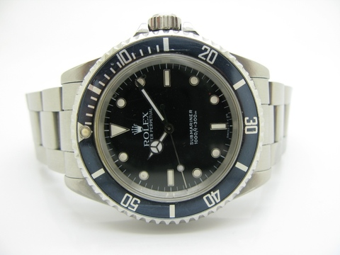 "Rolex "" Submariner "" Ref. 14060 B&p Anno 1996"