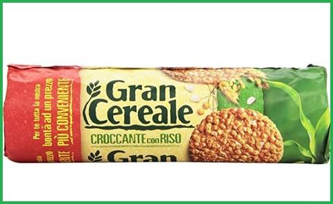 Prodotti a base cereali biscotti