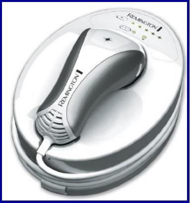 Epilatore luce pulsata remington ipl4000