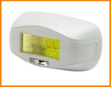 Epilatore a luce pulsata imetec bellissima flash & go plus