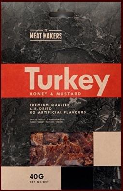 Carne Gourmet Turchia A Scatti Con Miele E Senape