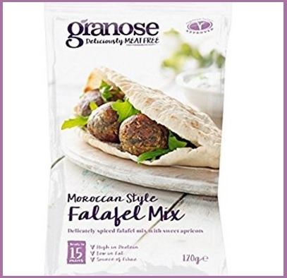 Falafel mix granose, prodotti turchi