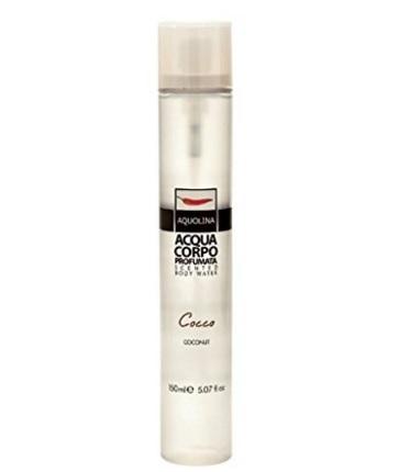Acqua profumata al cocco spray aquolina