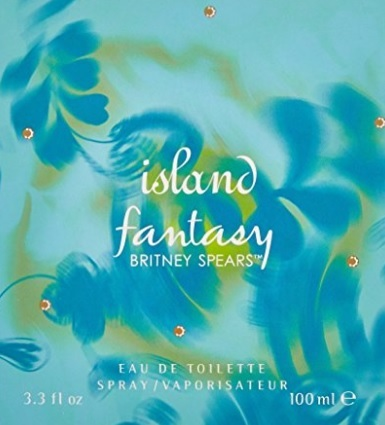 Profumo fantasy island britney spears