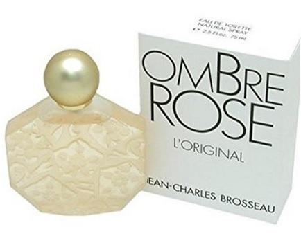 Profumo brosseau ombre rose 50 ml