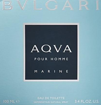 Bvlgari Aqva Marine Edt Pour Homme Posidonia