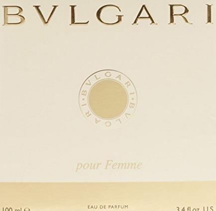 Parfum bvlgari pour femme floreale 100 ml