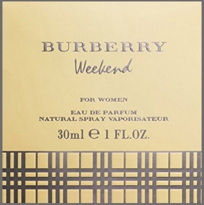 Burberry weekend da donna, eau de parfum classic