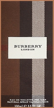 Profumo burberry london acqua di cologne