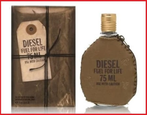 Profumo Diesel Fuel For Life Donna