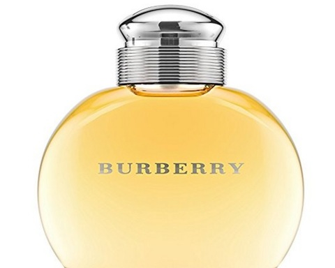 Burberry donna eau de parfum vetro trasparente