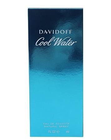 Profumo davidoff cool water da uomo eau de toilette