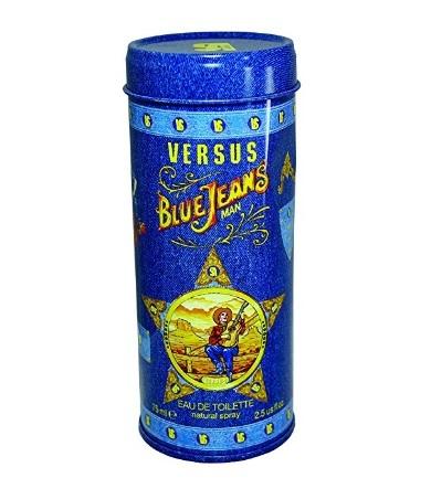 Profumo versace blue jeans eau de toilette uomo