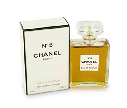 Profumo chanel n 5 donna parfum edp spray 100 ml