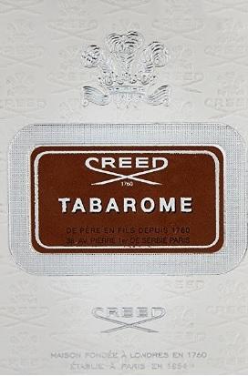 Profumo creed eau de parfum millesime tabarome