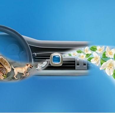 Deodorante per la macchina con clip