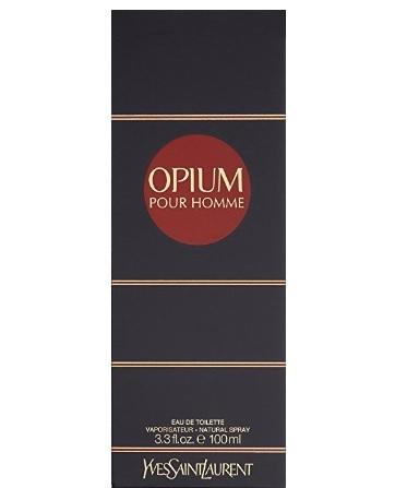 Yves saint laurent opium edt da uomo