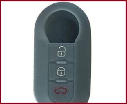 Protezione In Silicone Per Telecomando Chiave Fiat