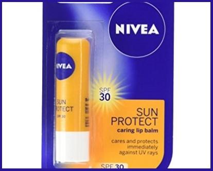 Protezione labbra solare totale