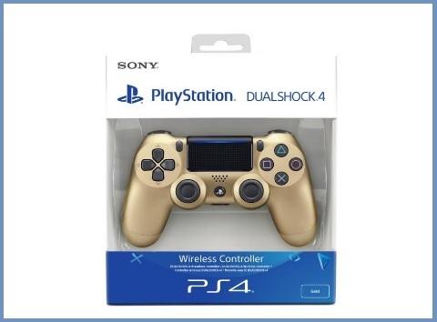 Ps4 Controller Dualshock 4 Oro