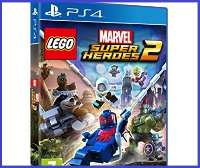 Ps4 giochi lego marvel