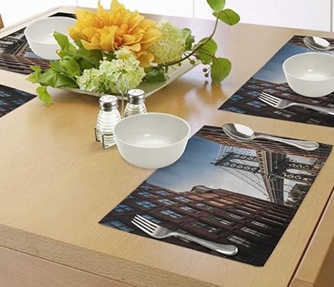 Tovagliette americane new york