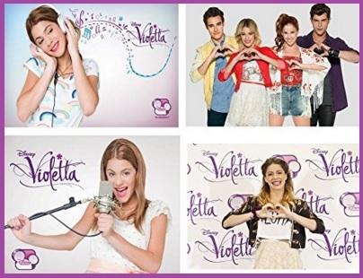 Tovaglietta Americana Violetta
