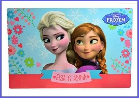 Tovaglietta Americana Frozen E Elsa