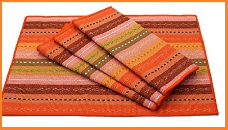 Tovagliette americane tessuto in cotone